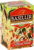 BASILUR Wild Strawberry přebal 20x2g