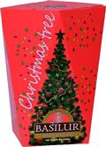 BASILUR Christmas Tree Red papír 85g