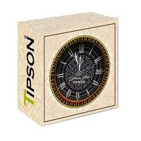 TIPSON Dream Time - Clock Crimson 30g