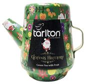 TARLTON Tea Pot Glorious Harmony Green Tea plech 100g