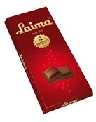 LAIMA - 90g Hořká čokoláda s bublinkami DARK (60%)