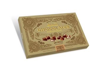 LAIMA 215g Bonboniera DARK (60%) hořká čokoláda