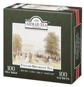 Ahmad Tea černý čaj English Breakfast 100x2g sáčků