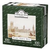 Ahmad Tea černý čaj Earl Grey 100x2g sáčků