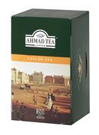 Ahmad Tea černý čaj Ceylon Tea přebal ALU 20x2g sáčků