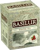 BASILUR Four Season Winter Tea přebal 10x2g