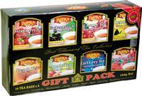 IMPRA Dárkové balení černých čajů 80 sáčků