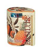 Basilur - BLACK EXOTIC+FRUITS- plechovka 100g-sypaný černý čaj
