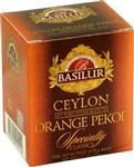 BASILUR Specialty Orange Pekoe přebal 10x2g