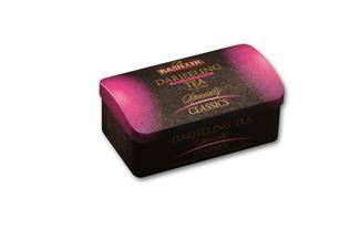 Basilur - DARJEELING 20x2g-PLECHOVKA-porcovaný černý čaj