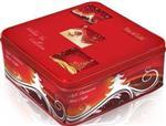 TEA OF LIFE - Vánoční kolekce v plechu - červená 6x20x2g