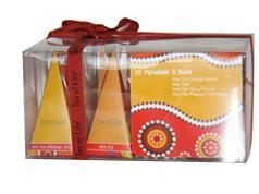 TEA OF LIFE - Rooibos Tea Collection - různé druhy 12x2g (Pyramidové sáčky)