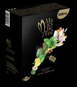 BIOGENA - Majestic Tea - Dárkový duopack - Černý čaj & Kardamon , Zelený čaj & Heřmánek 2