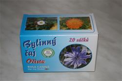 BYLINNÝ ČAJ Očista - čistící čaj 20x1,5g