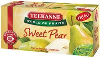 TEEKANNE Sweet Pear ovocný čaj 20x2,5g