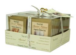 TEA OF LIFE - Organic tea collection /special edition/ mix porcovaných čajů 6x8x2g