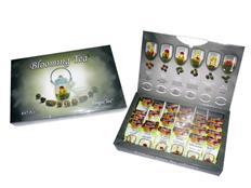 PANGEA TEA Kvetoucí čaj MIX BOX 30ks jednotlivě balených