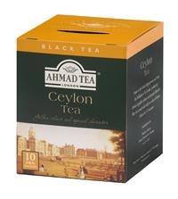 AHMAD TEA - ALU přebal - 10x2g Ceylon černý čaj