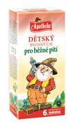 APOTHEKE Dětský čaj bylinný pro běžné pití 20x1.5g