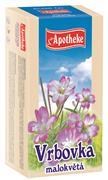 APOTHEKE Vrbovka malokvětá 20x1,5g