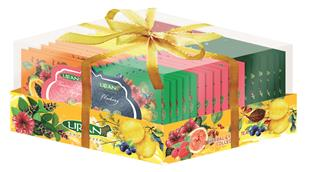 LIRAN Herbal & Fruit Tea Collection 6x8x1,5g