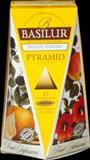 BASILUR Fruit Indian Summer Pyramid 15x2g
